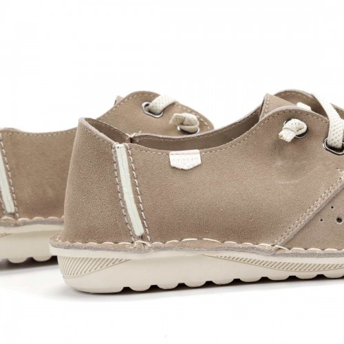 Menorca shoe in suede