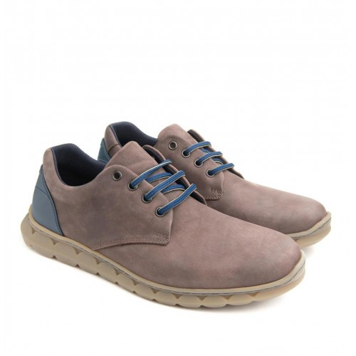 Simplex blucher shoe with...