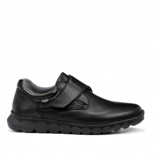 Chaussure en cuir réglable...