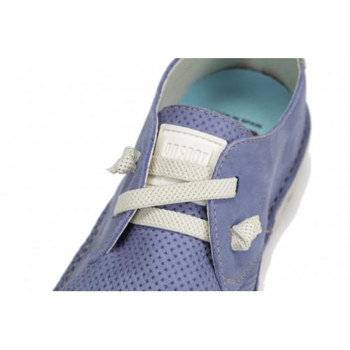 Silken shoe with ZEN...
